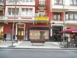 Local comercial en alquiler en calle Gregorio de la Revilla Zumarkalea, Indautxu en Bilbao - 412560171