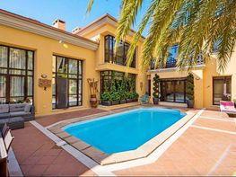 Villa en alquiler en urbanización Bahia de Banus, Puerto Banús en Marbella