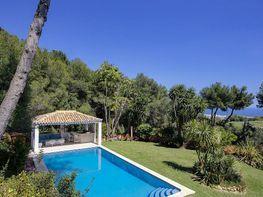 Villa en alquiler en Nagüeles Alto en Marbella