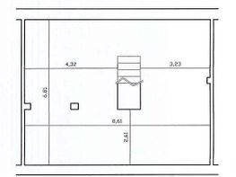 Plano planta sotano - Local en alquiler en calle Juan Duque, Imperial en Madrid - 408121656