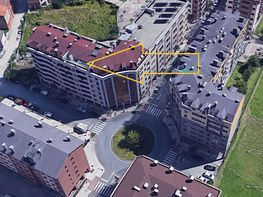 Ático en alquiler en calle E Autobuses, Ciudad Naranco en Oviedo
