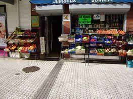 Planta baja - Local comercial en alquiler en calle Sierra de Aralar, Loiola en San Sebastián-Donostia - 412543225