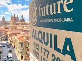 Piso en alquiler en Canalejas - Gran Vía en Salamanca