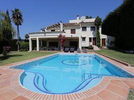 Villa en alquiler en calle Aloha Golf, Los Naranjos - Las Brisas en Marbella