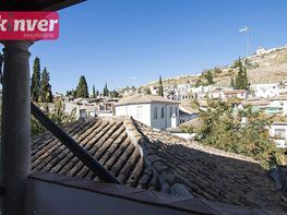 Casa en venta en calle Cuesta del Chapiz, Albaicin en Granada
