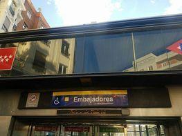 Piso en alquiler en glorieta Embajadores, Palos de Moguer en Madrid