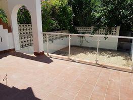 Casa adosada en alquiler en calle Arenys, Can bou en Castelldefels
