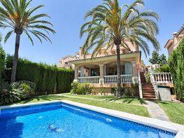 Villa en venta en calle Huerta Belon, El Higueral - La Merced en Marbella