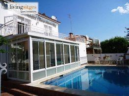 Casa en venda carrer Mas D'en Lliri, Vallpineda a Sitges - 134142144