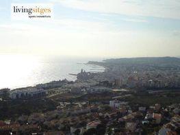 Terreny en venda carrer Malvasia, Llevantina a Sitges - 140470053