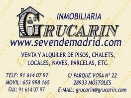 Fachada - Bar en venta en calle Vosa, Norte-Universidad en Móstoles - 127947906