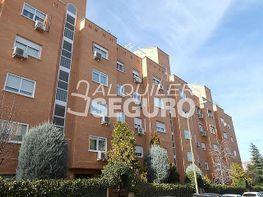 Piso en alquiler en calle Vélez Blanco, Apóstol Santiago en Madrid