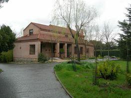 Fachada - Chalet en venta en Valdemorillo - 116833380