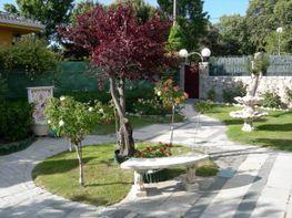 Jardín - Chalet en venta en Valdemorillo - 118684938