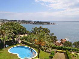 Vistas   zona comunitaria - Ático en venta en calle Montecarlo Ctra Sant Pol, Sant Feliu de Guíxols - 364604285