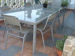 Terraza - Chalet en venta en calle La Paz, Gilet - 105004603
