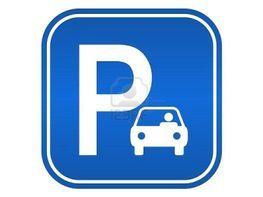 15198325-car-parking-sign-vector-illustration - Garaje en alquiler en Les Clotes en Vilafranca del Penedès - 414187467