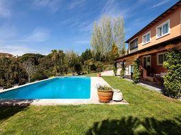 Villa en vendita en calle Camino Real, Molino de la Hoz en Rozas de Madrid (Las) - 173075643