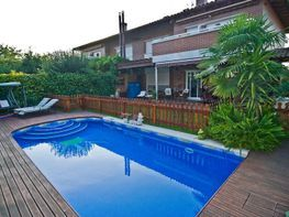 Casa adossada en venda carrer Vallbona, Montcada i Reixac - 116385809
