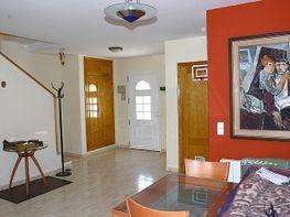 Comedor - Casa adosada en venta en calle Larga, Loriguilla - 137385611