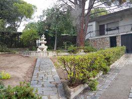 Fachada - Chalet en venta en calle Encinar, Urb. Encinar del Alberche en Villa del Prado - 216543856