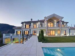 Villa en venta en urbanización La Zagaleta, Benahavís