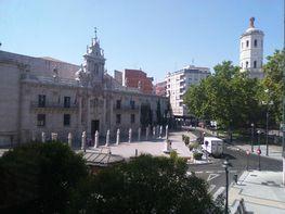 Piso en venta en plaza Universidad Valladolid, Centro en Valladolid