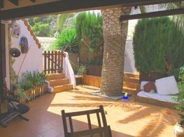 Terraza - Casa adosada en venta en calle Las Martinas, Dénia - 26076634