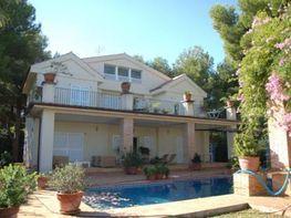 Fachada - Chalet en venta en calle Las Rotas, Dénia - 29358578