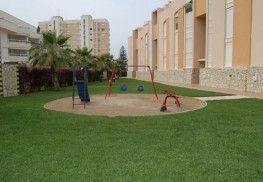 Jardín - Apartamento en venta en calle Les Marines, Dénia - 9166659