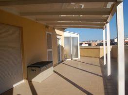 Terraza - Ático-dúplex en venta en calle Avda Alicante, Dénia - 8520826
