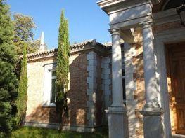 Casa en venta en Molino de la Hoz en Rozas de Madrid (Las) - 357080468