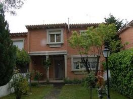 Fachada - Chalet en venta en urbanización Sol y Campo, Miraflores de la Sierra - 118610279