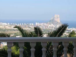 Villa for sale in urbanización Oltamar, Calpe/Calp - 11020667