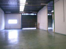 Nau industrial en lloguer calle Merkarenta Uno, Alcalá de Guadaira - 11940179