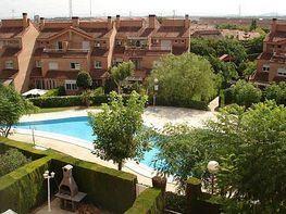 Fachada - Casa adosada en alquiler en calle Sector, Mas Camarena en Bétera - 405686524