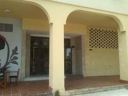 Fachada - Local comercial en alquiler en calle Robinson Crusoe, El Cónsul-Ciudad Universitaria en Málaga - 185351303