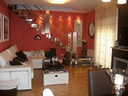 Salón - Piso en venta en calle San Cipriano, Casco Histórico de Vicálvaro en Madrid - 284401369