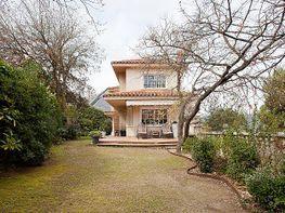 Fachada - Casa en venta en calle Cami Vell Sant Creu D'olorda, Planes, Les (Sant Cugat del Vallès) - 294987663