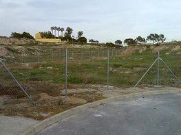 Terreno en venta en calle Sierra Mariola, San Juan de Alicante/Sant Joan d´Alacant - 304870316