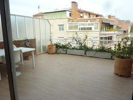 Dachwohnung in miete in calle Francesc Pérez Cabrero, Sant Gervasi – Galvany in Barcelona - 316387379