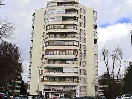 Fachada - Piso en venta en calle Troquemada, Madrid - 127354776