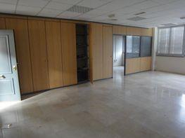 Detalles - Oficina en alquiler en La Buhaira en Sevilla - 116707554