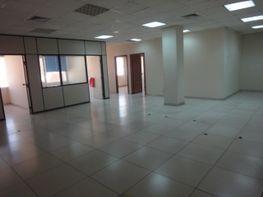 Detalles - Oficina en alquiler en Nervión en Sevilla - 120076942