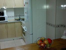 Cocina - Apartamento en alquiler en Carretas-Huerta de Marzo en Albacete - 412544203