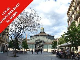 Local comercial en venda carrer Sombrerers, Born-Santa Caterina-Sant Pere-La Ribera a Barcelona - 290325850