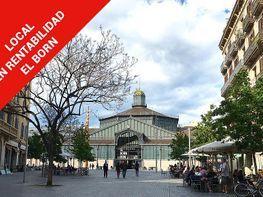 Geschäftslokal in verkauf in calle Sombrerers, Born-Santa Caterina-Sant Pere-La Ribera in Barcelona - 290325850