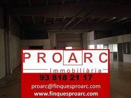 Nau industrial en lloguer carrer Proarc Immobiliària, Centre Vila a Vilafranca del Penedès - 217184706