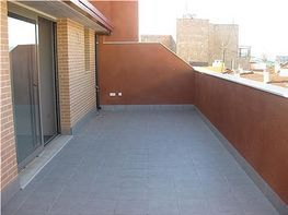 Terraza - Piso en venta en calle Pascual, Murcia - 127355009