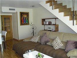 Salón - Ático en venta en calle Candelaria, Garres, los - 127838494